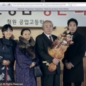 Berlinale 2015: End of Winter di Kim Dae-hwan