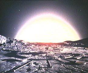 13 settembre 1999; e la Luna ci lasciò soli