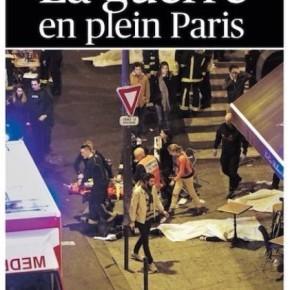 Perché non prego per Parigi.