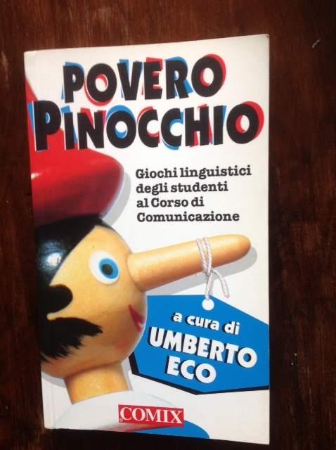 Umberto Eco Semiologo