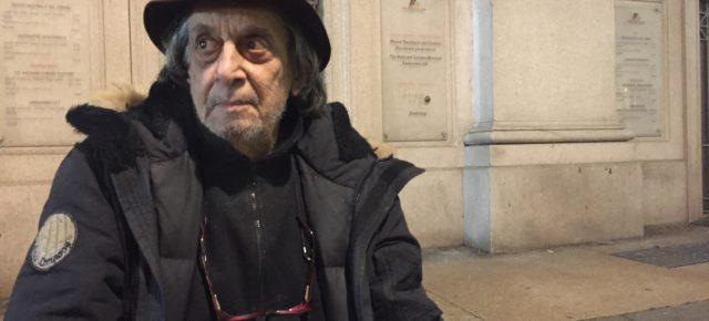 Flavio Bucci: il corpo dell'attore